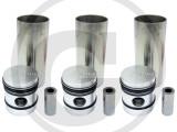 Set motor Ford Dexta  15405005
