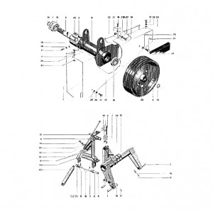 Free Bobcat 863 Wiring Diagrams furthermore Kubota B2400 Hydraulic Parts Diagram together with Bobcat 743 Wiring Diagram also Bobcat Alternator Wiring Diagram additionally T190 Wiring Diagram Cat. on 773 bobcat hydraulic schematic