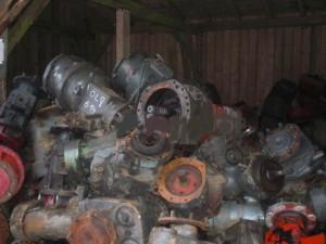 punte fata tractor dezmembrari germania (1)